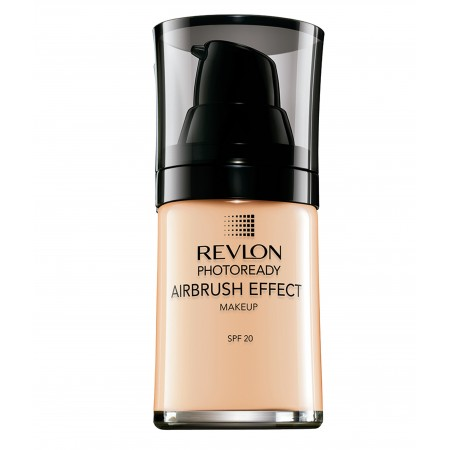 Base Photoready Airbrush Effect MakeUp Cor Natural Beige