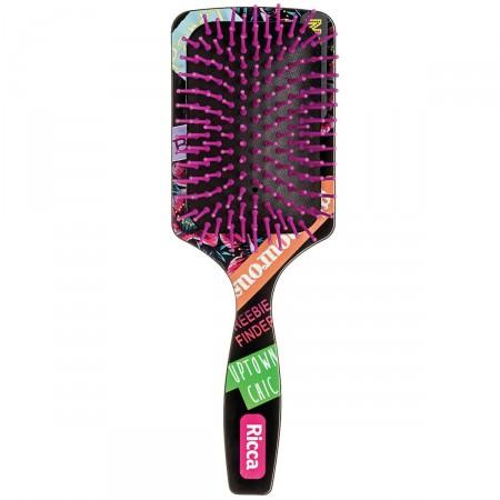 Escova para Cabelo Ricca Trends Racket