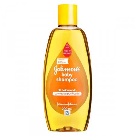 Shampoo Neutro Johnson's Baby