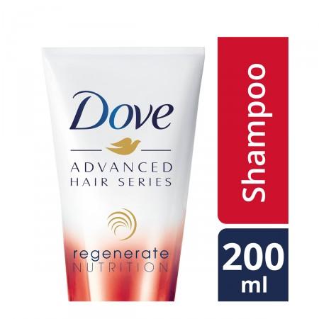 Shampoo Dove Regenerate Nutrition