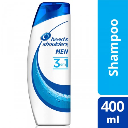 Shampoo Anticaspa Head & Shoulders Men 3 em 1