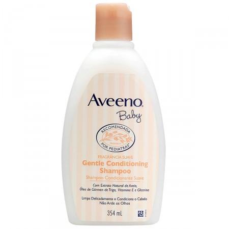 Shampoo Infantil Aveeno Baby Condicionante Suave