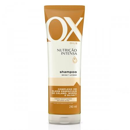 Shampoo Ox Nutrição Intensa