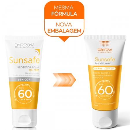 Protetor Solar Sunsafe FPS60