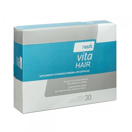 Suplemento Needs Vita Hair