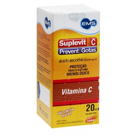 Suplevit C Prevent