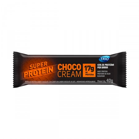 Barra de Proteína Super Protein Choco Cream