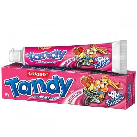 Gel Dental Infantil Colgate Tandy Sabor Tutti-Frutti