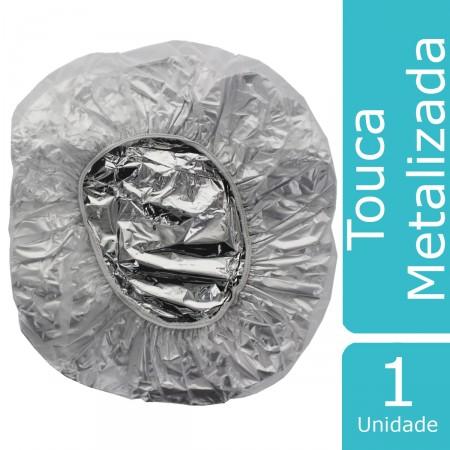 Touca  Metalizada Needs