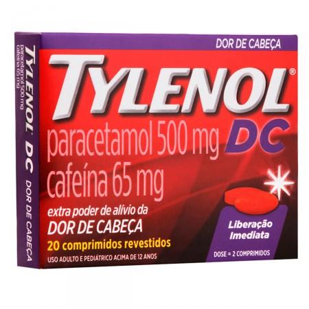 Tylenol DC Johnson's