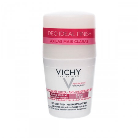 Desodorante Roll-On Vichy Ideal Finish