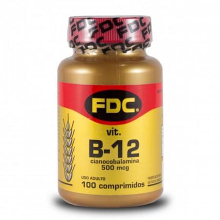 Vitamina B-12 FDC