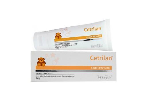 Creme Protetor de Assaduras Cetrilan Theraskin 40 g | Droga Raia