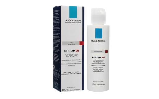 La Roche Posay Shampoo Anticaspa Intensivo Kerium DS    Droga Raia