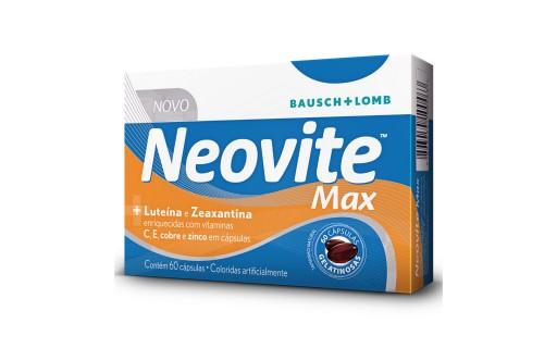 Neovite Max 60 cápsulas | Droga Raia