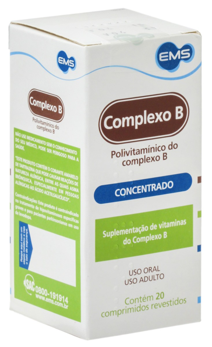 Complexo B EMS 20