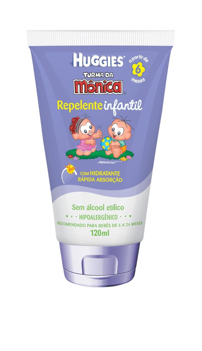 Repelente Infantil Turma da Mônica Turma da Mônica 120 ml
