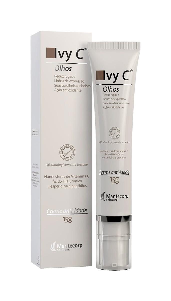 Creme Antiidade Ivy C Mantecorp 15 g - brand