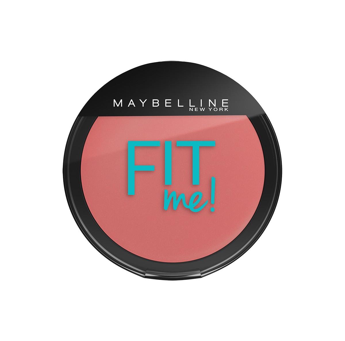 Blush Maybelline Fit Me Nº05 Assim Sou Eu Maybelline 1 Unidade - brand