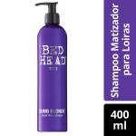 Shampoo Desamarelador Bed Head Dumb Blonde