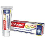 Creme Dental Colgate Total 12 Professional Whitening