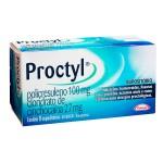 Supositório Proctyl