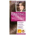 Coloração Permanente Casting Creme Gloss N° 613 Moca Glacê