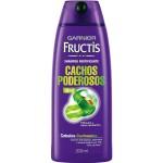 Shampoo Fortificante Fructis Cachos Poderosos