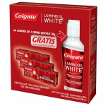 Kit Creme Dental Luminous White