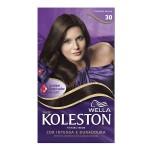 Tintura Creme Koleston Nº30 Castanho Escuro