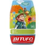 Gel Dental Infantil Bitufo Cocoricó  Sem Flúor Sabor Tutti Frutti