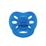 Chupeta de Silicone Lillo Extra Air Tamanho 2 Cor Azul