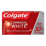 Kit Creme Dental Colgate Luminous White