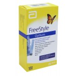 Tiras para Teste de Glicemia Freestyle Optium