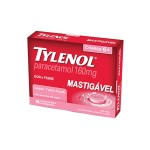 Tylenol Mastigável