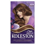 Tintura Creme Koleston Nº674 Chocolate Acobreado