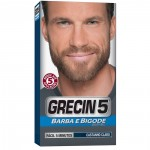 Color Gel Barba e Bigode Castanho Claro Grecin 5