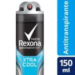 Desodorante Aerosol Rexona Men Xtracool