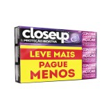 Kit Creme Dental Closeup Proteção Bioativa