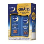 Kit Protetor Solar Nivea Sun Protect e Hidrata FPS30