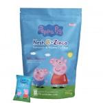 Suplemento de Vitamina C e Zinco Peppa Pig Sabor Morango