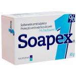 Sabonete Antisséptico Soapex 1%