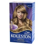 Coloração Permanente Koleston Mechas