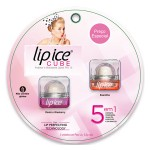 Kit Protetor e Hidratante Labial Lip Ice Cube