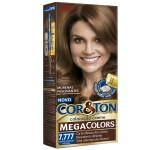 Mini Kit Mega Color Cor&Ton 7.777 Marrom Caramelo