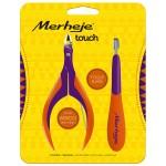 Kit Alicate para Cutículas Merheje Touch