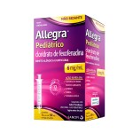 Allegra Pediátrico 6mg