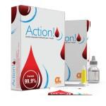 Autoteste para Anticorpos (HIV) Action