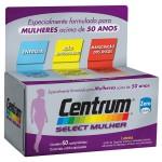 Complexo Vitamínico Select Mulher Centrum