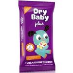 Toalha Umedecida Dry Baby